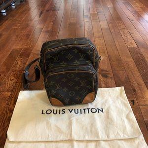 Luis Vuitton amazon bag